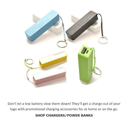 SHOP CHARGERS & POWER BANKS